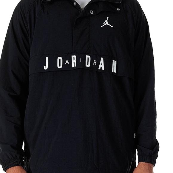 9c7205d2848 Jordan Jackets & Coats | Mens Air Anorak Wings Wind Jacket | Poshmark